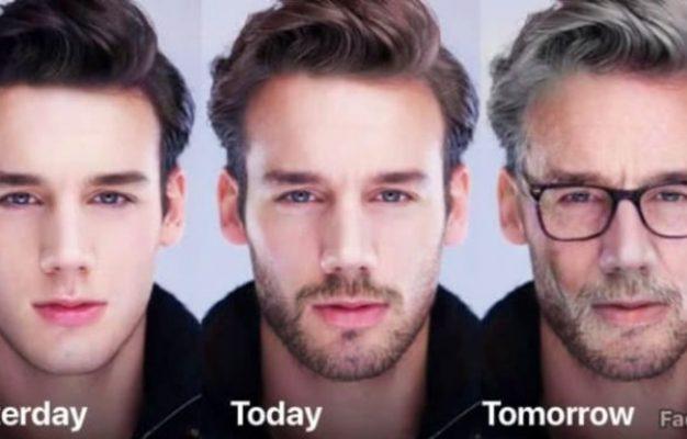 Face App - Aplicativo que Envelhece a Pessoa muda o gênero transforma em homem mulher - Baixar Grátis